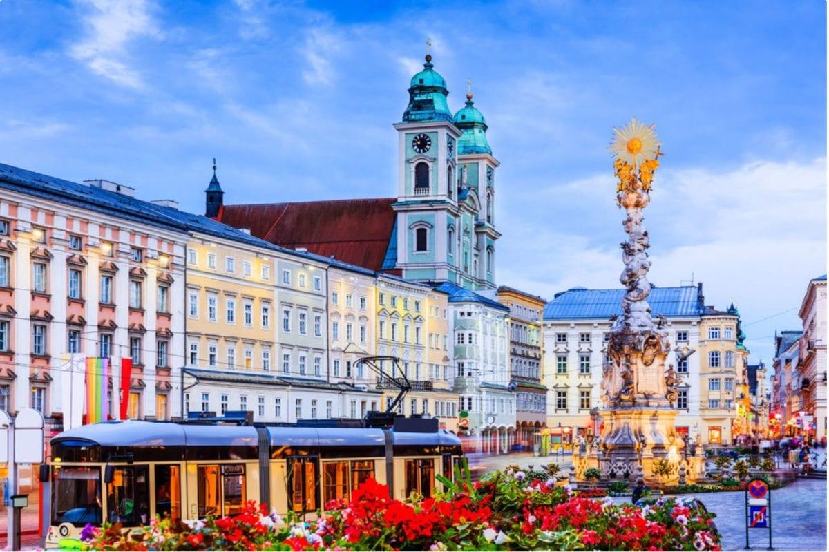 Австрия республикасы достопримечательности