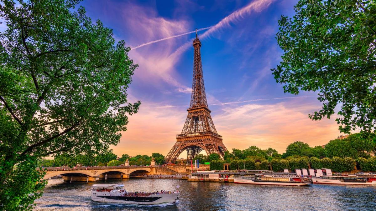 Что стоит посмотреть в Парижечасть i