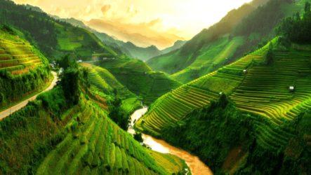 Самые красивые места Вьетнама: памятка туристу.