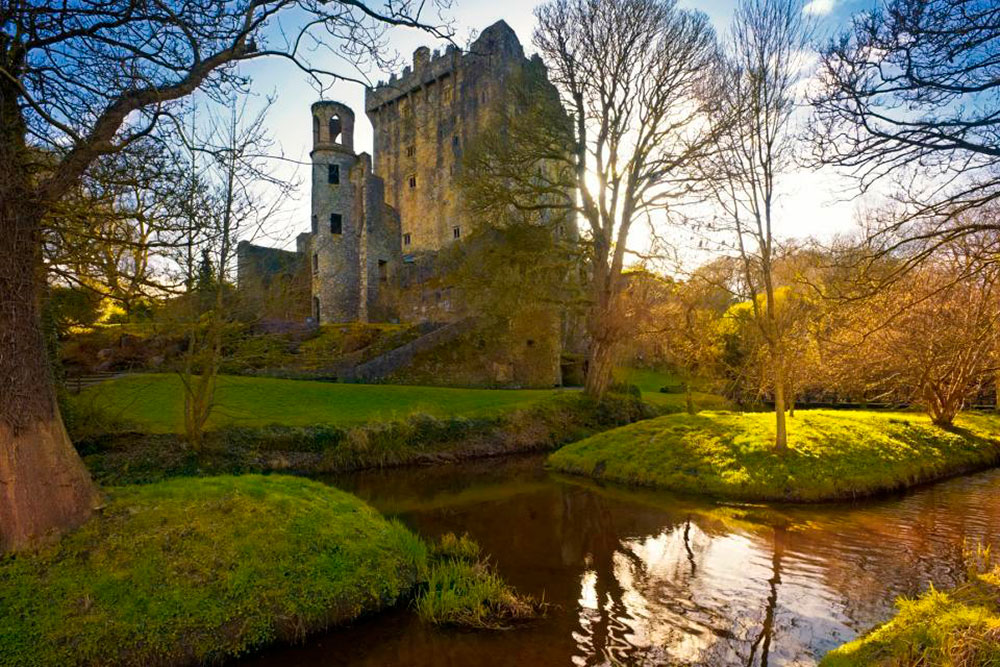 Самые красивые замки Ирландии
