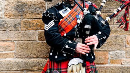 Таинственные замки Шотландии