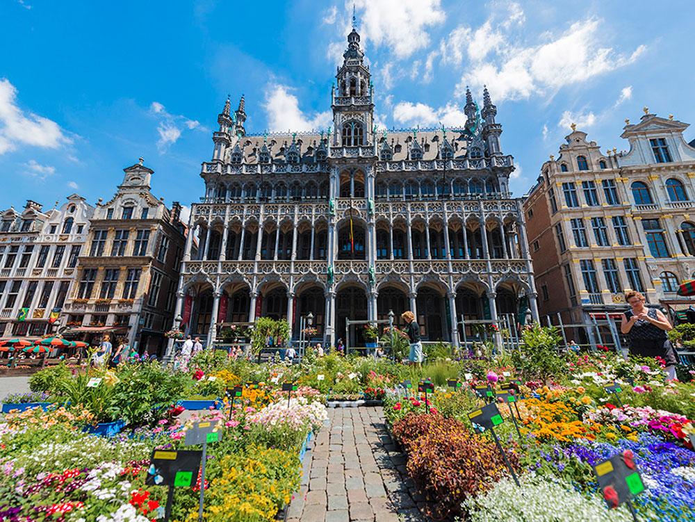 Что можно посмотреть в Брюсселе