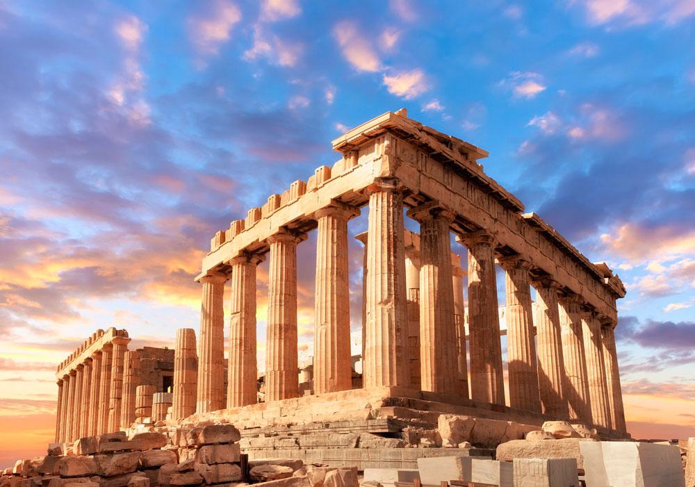 Что посмотреть в Греции
