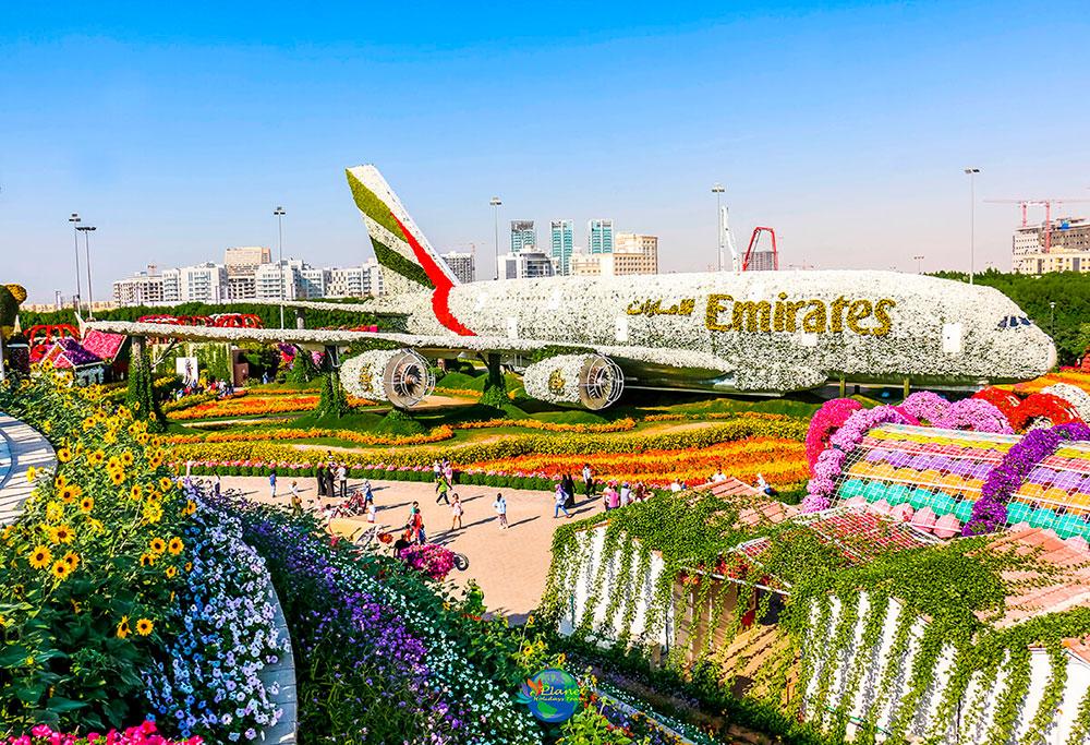 Лучшие достопримечательности Дубая