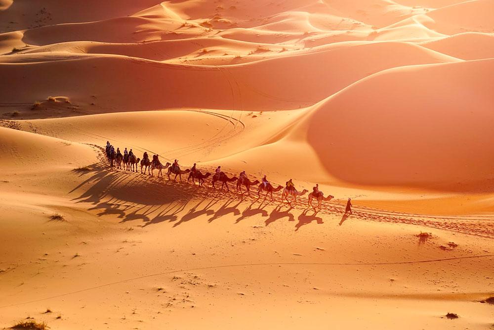 Интересные места и достопримечательности, которые стоит посмотреть в Дубае