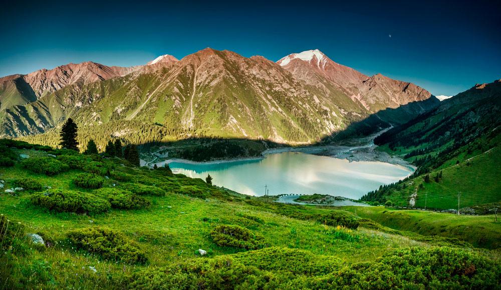 Что посмотреть в Казахстане