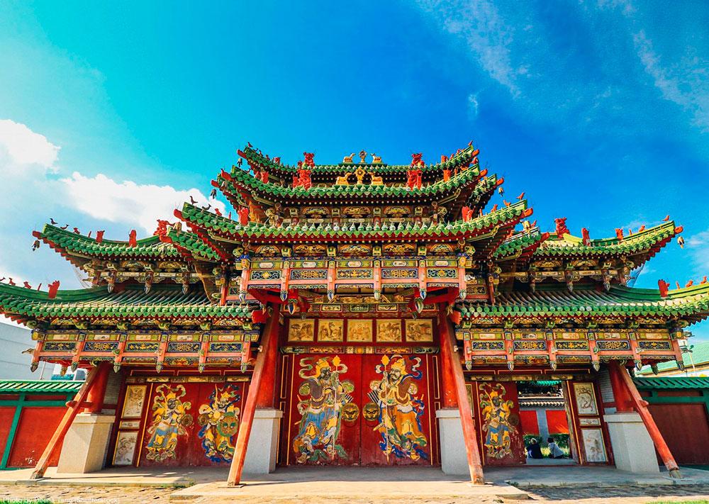 Лучшие достопримечательности Монголии