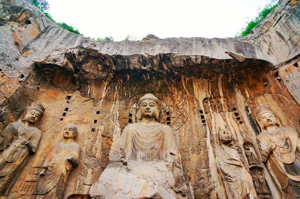 TOП-10 шедевров древней скальной архитектуры