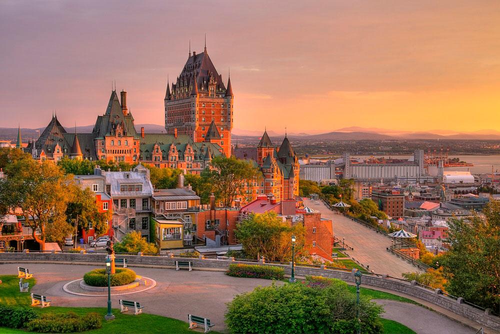 Лучшие достопримечательности Канады