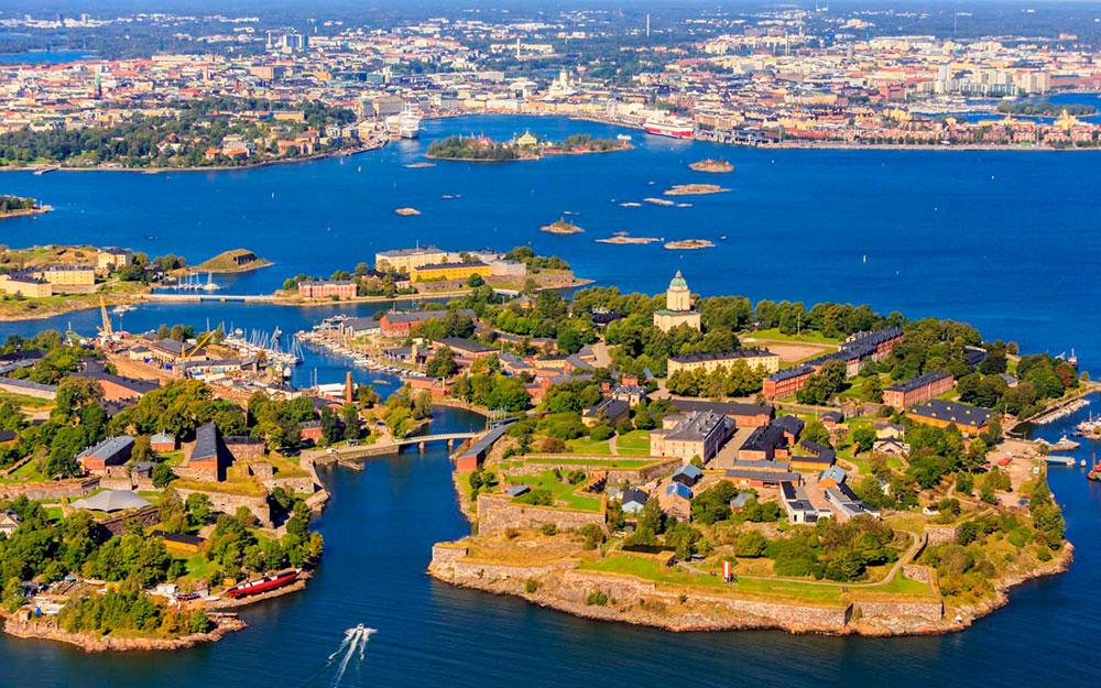 Что посмотреть в Хельсинки