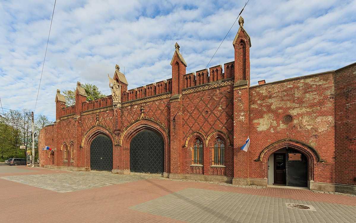 Калининград куда поехать