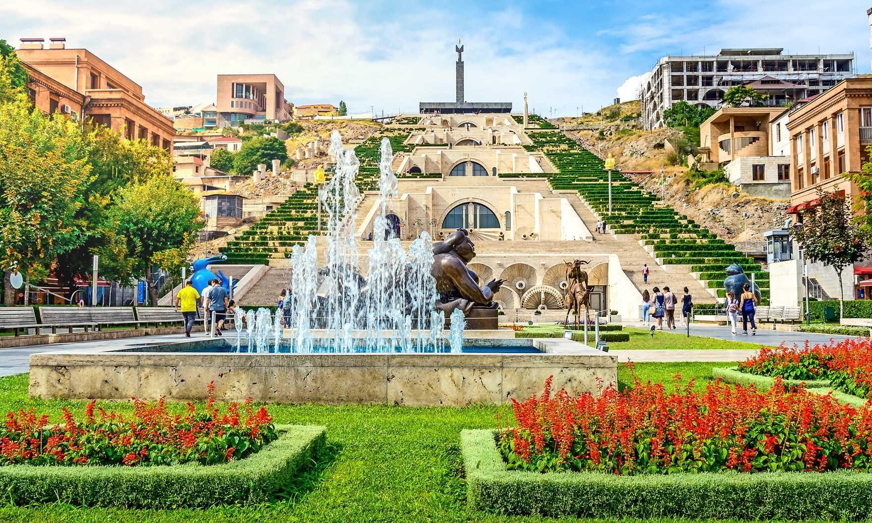 Ереван куда сходить
