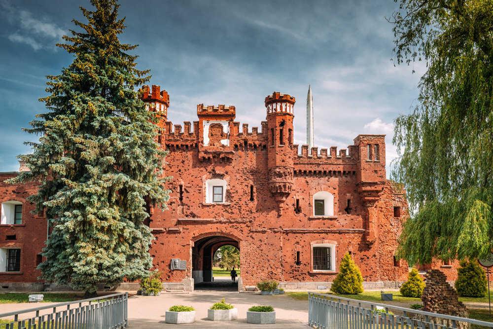 Интересные места в белоруссии