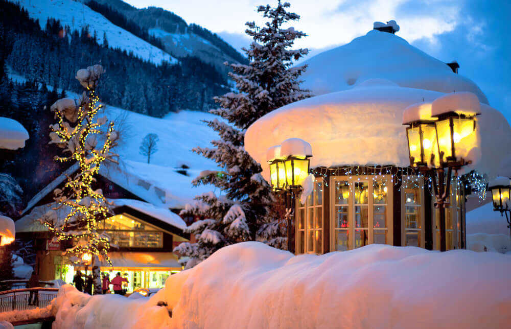 Горнолыжные туры в Австрию 2020, цены на горнолыжный отдых в Австрии, отели Австрии все включено, раннее бронирование отелей и туров