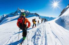 Топ-19 горнолыжных курортов Австрии