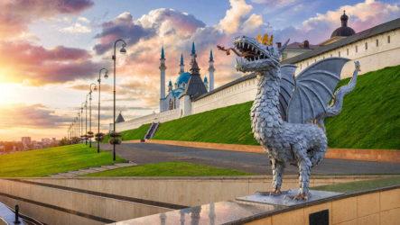 ТОП-18 достопримечательностей Казани